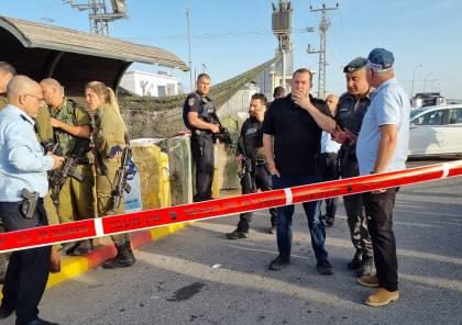 نابلس: اصابة 3 اسرائيليين في عملية اطلاق نار قرب حاجز زعترة