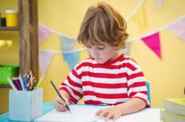 نصائح دراسية للطفل الذي يحفظ عن طريق الحركة