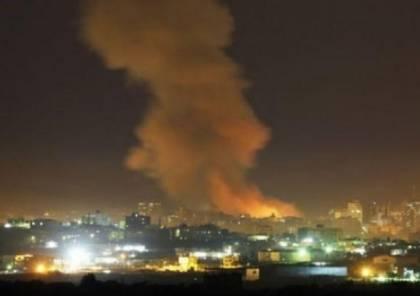 دمشق تتوعد: العدوان الإسرائيلي لن يمر دون عواقب وهدفه إعاقة محاربة الإرهاب