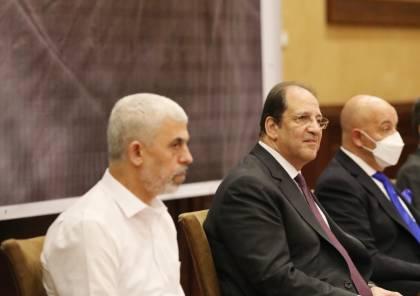 مصر تستأنف اتصالاتها مع حماس و المقاومة تتخذ هذا القرار ..