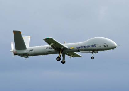 """سلاح الجو الإسرائيلي يدخل طائرة """"الكوكب"""" المسيرة الخدمة"""
