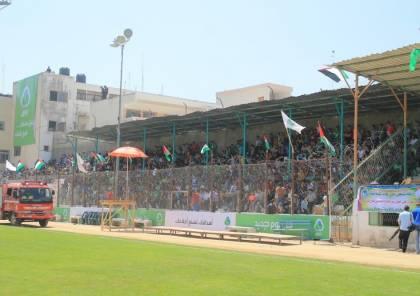 مطالبات باعتماد ملعب غزي لخوض المباريات الدولية