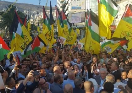العالول يطمئن سكان قطاع غزة :جهود جديدة بالأفق لانجاح وتحقيق المصالحة