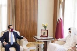 مباحثات أميركية قطرية في الدوحة لمكافحة تمويل الإرهاب