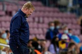 كواليس إيقاف قرار إقالة كومان من برشلونة!