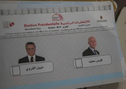 الانتخابات الرئاسية التونسية: بدء فرز الأصوات وقيس سعيد يتصدر