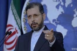 الخارجية الإيرانية ردا على اسرائيل: أي حماقة سيرد عليها بشكل حازم