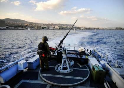 زوارق الاحتلال تستهدف الصيادين قبالة سواحل غزة