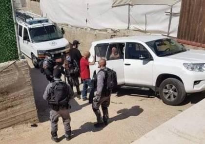 اعتقال مديرة جمعية نسوية ونجلها في القدس