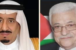 الرئيس يهنئ خادم الحرمين الشريفين بنجاح العملية الجراحية