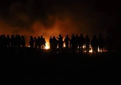 """""""مستوطنات غلاف غزة تقع خلف جبال الظلام واقتصاد إسرائيل سيظل على جبل بركاني"""""""
