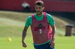 فيديو.. لاعب برازيلي يتعرض لأغرب إصابات الملاعب