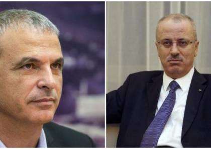 وزير المالية الاسرائيلي يزور رام الله ويلتقي الحمد الله وفرج و هذا ما تم بحثه