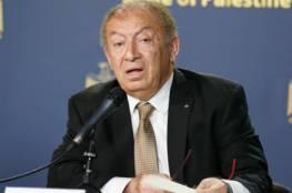 العسيلي يطالب بحظر سلع وخدمات المستوطنات دوليا