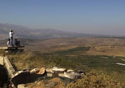 صفارات إنذار تدوي بالجولان السوري المحتل