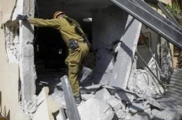 """معهد """"أمني"""" يقارن بين خسائر الاقتصاد الإسرائيلي في حربي 2014 و2021.. كيف أثرت كثافة الصواريخ؟"""