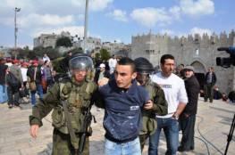 النجار: الاحتلال يعتقل 5500 مواطن العام الماضي بينهم 190 طفلا
