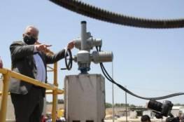 البدء بتشغيل محطة المعالجة المركزية لمحافظتي غزة والوسطى