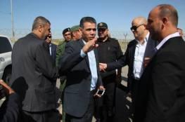 بعد ساعات من وصوله.. الوفد المصري يغادر غزة