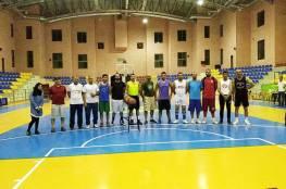 الاتحاد الفلسطيني لكرة السلة يختتم المرحلة الاولى من بطولة الثلاثيات