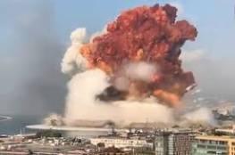 """الشركة المكلفة بالتخلص من المواد الكيمائية بمرفأ بيروت:"""" ما وجدناه كان قنبلة بيروت ثانية"""""""