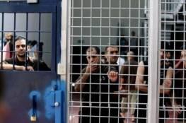 ارتفاع عدد الأسرى المضربين رفضًا للاعتقال الإداريّ إلى سبعة