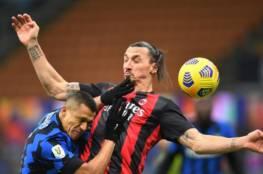 """سيناريو قاتل يقود إنتر لطرد ميلان من كأس إيطاليا في """"ديربي الغضب""""(فيديو)"""