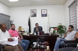 الاتحاد الفلسطيني لكرة القدم يواصل تحضيراته لبطولة غرب اسيا للشباب