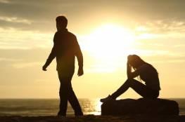 استعدّي للانفصال إذا كانت هذه الصّفات تسيطرُ على جدالكِ مع شريكك!