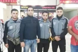 غزة الرياضي يحصد خمس ميداليات في بطولة أندية غرب آسيا لرفع الأثقال