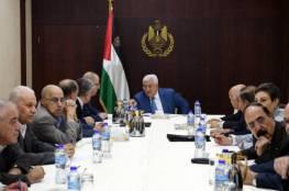اجتماع هام للجنة التنفيذية برئاسة الرئيس عباس الثلاثاء المقبل