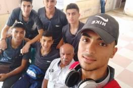 6 لاعبين طائرة غزيين يغادرون للأردن
