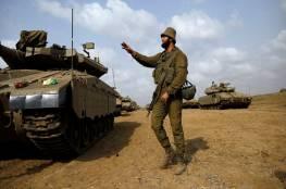 """قبيل الإعلان عن """"صفقة القرن"""" الجيش الإسرائيلي يتأهب في الضفة وحدود غزة"""