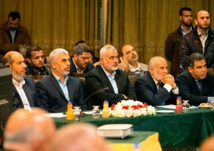 """حماس ترفض """"شروط"""" فتح بالكامل وتترك باب """"المصالحة"""" مواربا!"""