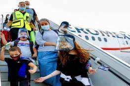 إسرائيل تدرج الأرجنتين وروسيا في قائمة الدول الخطرة بسبب كورونا