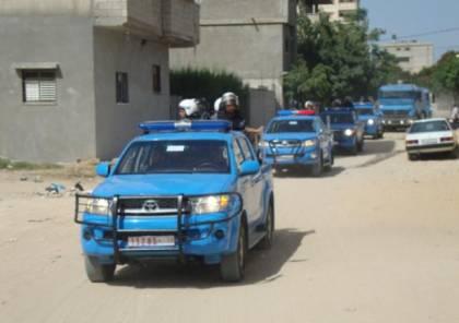 غزة: الشرطة توضح بشأن قضية الاعتداء على المواطن العرجا برفح