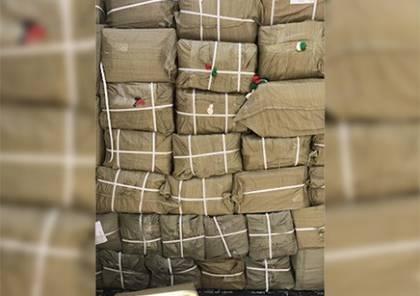 بالصور.. احباط تهريب ملايين البالونات من الصين الى غزة واعتقال إسرائيلي متورط