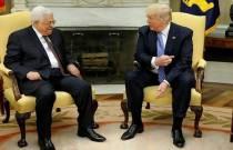 الرئيس عباس وترامب
