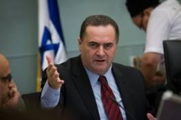 كاتس: اسرائيل ستشارك في مؤتمر المنامة الاقتصادي