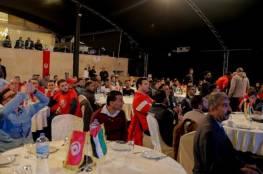 اتحاد القدم ينظم أمسية رياضية في ذكرى استشهاد الرئيس ابو عمار