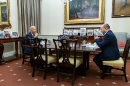 """بايدن بعد لقاء بينيت: أكدت التزامنا الراسخ بأمن"""" إسرائيل"""""""