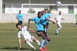 اكتمال عقد المتأهلين لدور الـ32 من كأس غزة