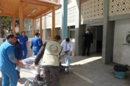 العقاد يحذر : نحن على أعتاب امتلاء مستشفى غزة الأوروبي بمصابي كورونا