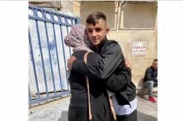 الطفل عبدالله عبيد يسلم نفسه للاحتلال لقضاء شهرين في الأسر