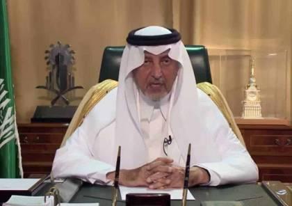 حقيقة خبر وفاة الأمير خالد الفيصل أمير منطقة مكة
