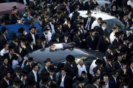 عدد سكان إسرائيل 9.391 مليون نسمة واليهود 74% بينهم