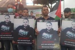 """إدارة """"النقب"""" تنقل الأسير محمد الزغير إلى عزل سجن """"أوهليكدار بئر السبع"""""""
