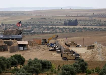 الجيش الأمريكي يبدأ سحب معداته من سوريا