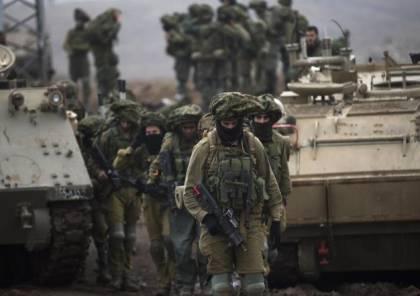 جيش الاحتلال يدفع بتعزيزات عسكرية على حدود غزة ويغلق طرق رئيسية