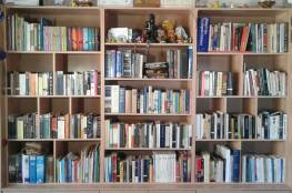 فلسطيني يكافح لإنشاء أول مكتبة إنجليزية بغزة